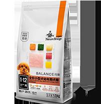 比瑞吉无谷均衡全价小型犬幼年期犬粮(适合离乳期犬)