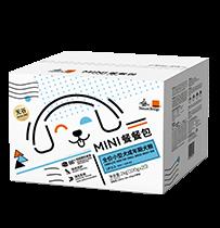 比瑞吉MINI餐餐包全价小型犬成年期犬粮